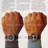 Tag Heuer【タグホイヤー】の広告 -1967年-