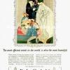 Elgin【エルジン】の広告 -1925年-