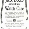 Keystone【キーストーン】の広告 -1903年-