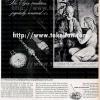 Elgin【エルジン】の広告 -1946年-