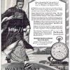 Waltham【ウォルサム】の広告 -1917年-