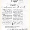 Gruen【グリュエン】の広告 -1924年-