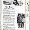 Hamilton【ハミルトン】の広告 -1919年-