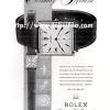 Rolex【ロレックス】の広告 -1947年-