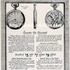 Ingersoll【インガーソル】の広告 -1909年-
