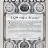 Howard【ハワード】の広告 -1915年-