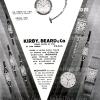 Movado【モバード】の広告 -1930年-