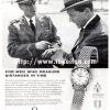 Omega【オメガ】の広告 -1958年-