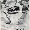 Doxa【ドクサ】の広告 -1952年-