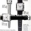 Doxa【ドクサ】の広告 -1959年-