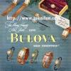 Bulova【ブローバ】の広告 -1948年-