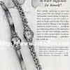 Omega【オメガ】の広告 -1956年-