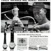 Timex【タイメックス】の広告 -1953年-
