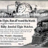 Elgin【エルジン】の広告 -1900年-