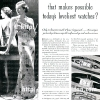 Elgin【エルジン】の広告 -1934年-