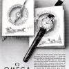 Omega【オメガ】の広告 -1955年-