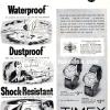 Timex【タイメックス】の広告 -1950年-