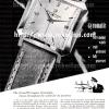Girard Perregaux【ジラールペルゴ】の広告 -1952年-