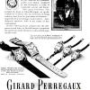 Girard Perregaux【ジラールペルゴ】の広告 -1947年-