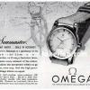 Omega【オメガ】の広告 -1953年-