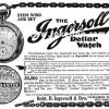 Ingersoll【インガーソル】の広告 -1905年-
