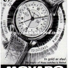 Movado【モバード】の広告 -1946年-
