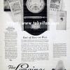 Longines【ロンジン】の広告 -1925年-