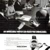Bulova【ブローバ】の広告 -1974年-