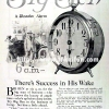 Westclox【ウエストクロックス】の広告 -1917年-