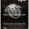 Wyler【ワイラー】の広告 -1943年-