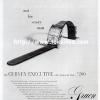 Gruen【グリュエン】の広告 -1947年-