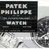 Patek Philippe【パテックフィリップ】の広告 -1938年-
