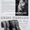 Girard Perregaux【ジラールペルゴ】の広告 -1946年-