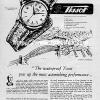 Tissot【ティソ】の広告 -1951年-