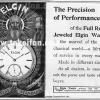 Elgin【エルジン】の広告 -1898年-