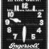 Ingersoll【インガーソル】の広告 -1923年-