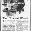 Howard【ハワード】の広告 -1912年-