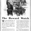 Howard【ハワード】の広告 -1910年-