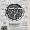 IWC【インターナショナルウォッチカンパニー】の広告 -1980年-
